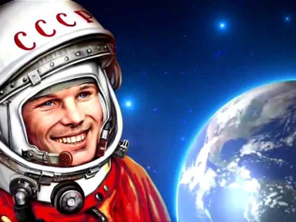 История полета первого космонавта